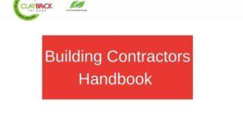 Building Contractors Handbook