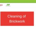 Cleaning of Brickwork